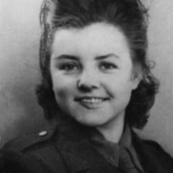 Irena Danuta Strzałkowska, po mężu Burzyńska