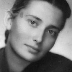 Krystyna Wodczyńska - Batycka ps.