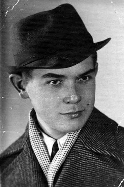 """Stefan Wacław Kożuchowski """"Delfin"""" - 1944.  Fot. archiwum prywatne"""
