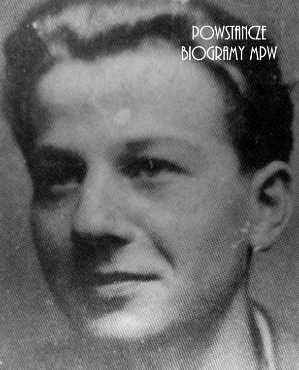 """kpr. Mieczysław Janusz Litke """"Mietek"""" (1926 - 2012) Fot. z archiwum rodzinnego udostępnił  Leszek Hoszko"""