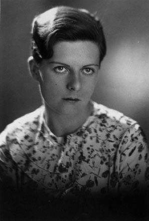 Helena Zelwerowicz - zdjęcie z lat 30.