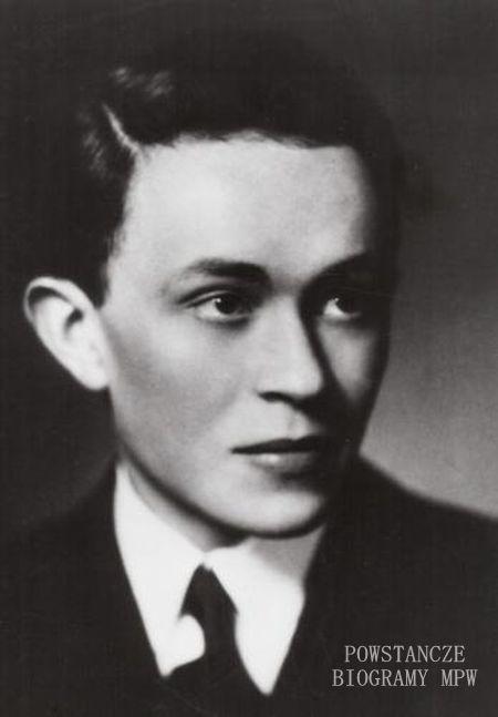 """Jan Ekier """"Janosik"""" (1913-2014). Fot AR MPW"""