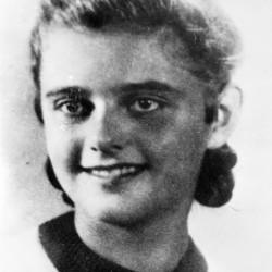 Krystyna Niżyńska (1928-1944) Fot. ze zbiorów Muzeum Powstania Warszawskiego - batalion