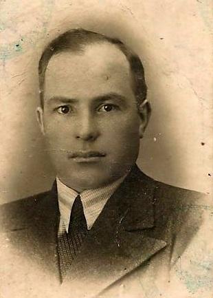 """Włodzimierz Czuczman """"Rąb"""" (1911-1944)  Fot. archiwum rodzinne"""