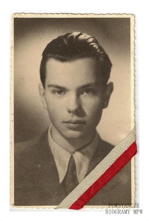 """Ludwik Czartoryski ps. """"Ludwik"""" (1927-1944). Fot. z archiwum Marii Grody-Kowalskiej"""