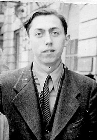 """Tadeusz Szmelc """"Kamiński"""" (1921-1944) Fot. archiwum rodzinne"""