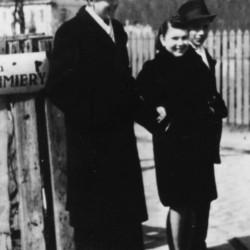 Od lewej : Zygmunt Melon ps.
