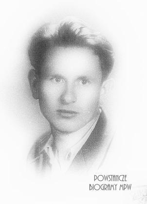 """Adam Roman ps. """"Adam"""" (1916-2013)"""