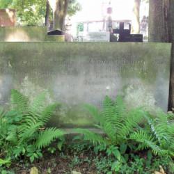 Cmentarz Powązkowski w Warszawie (Stare Powązki). Fot. Warszawskie Zabytkowe Pomniki Nagrobne:  <i>cmentarze.um.warszawa.pl</i>