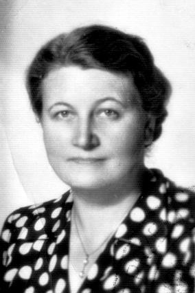 """Ludwika Maria Wyczańska """"Nika"""" (1903-1997)"""