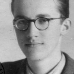 Wiesław Michał Kłosiński (1925-2011). Na zdjęciu około roku 1945. Fot. z archiwum rodzinnego Adriany Kłosińskiej