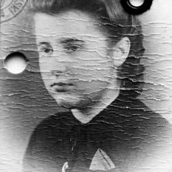 Barbara Niszyk. Fot. archiwum rodzinne.