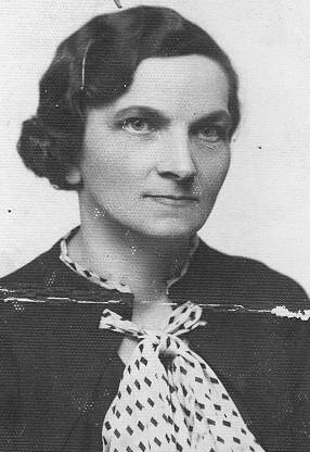 Łucja Adamczyk. Zdjęcie MPW