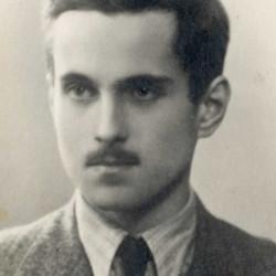 Oskar Sosnowski   (1922-1944) Fot. udostępnione przez p. Adama Trzcińskiego.