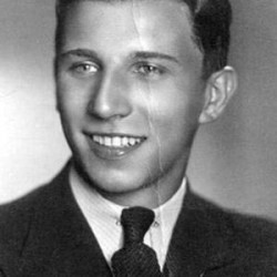 Włodzimierz Stanisław Muszyński (1919-1944) Fot. z archiwum rodzinnego Krzysztofa Geruli