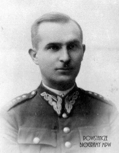"""Rtm. Władysław Abramowicz ps. """"Litwin"""""""