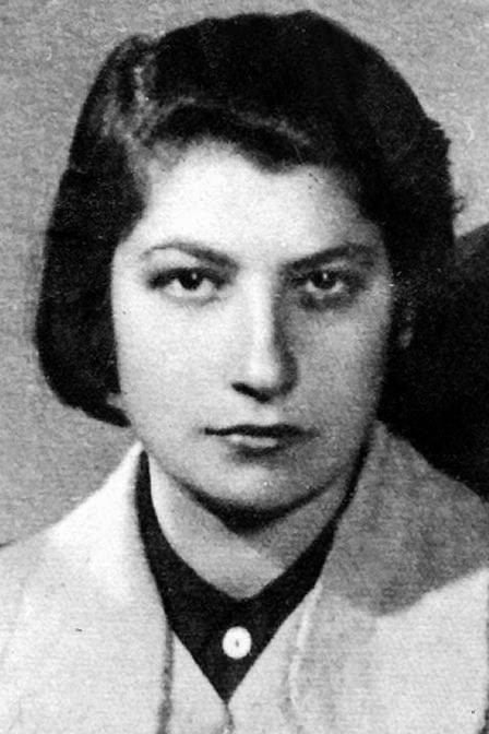 """Cywia Lubetkin """"Celina"""" (1914-1978)"""