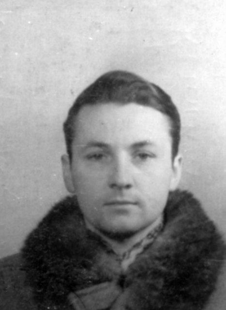 Andrzej Piętka. Zdjęcie :Dorota Piętka-Hadała - archiwum rodzinne.