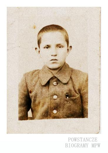 """Jan Zabielski """"Jastrząb"""" (1932-1997) Fot. AR MPW/ archiwum rodzinne."""