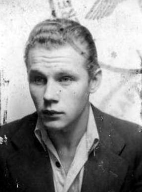 """Stanisław Tebelski """"Ryszard"""" (1925-1944) Archiwum rodzinne/MPW"""