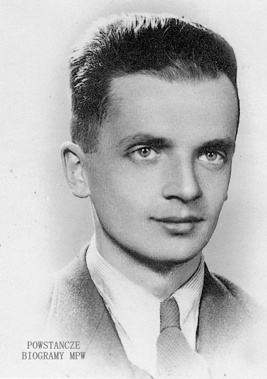 """Władysław Rogala-Zawadzki ps. """"Tygrys"""" (1924-1944)"""