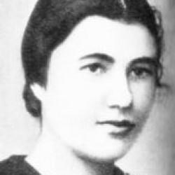 Barbara Gałąska. Fot. udostępnione przez Magdalenę Ciok.