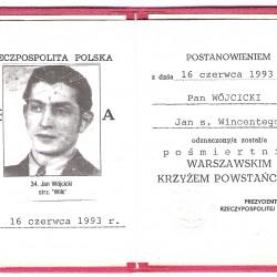 Jan Petroniusz Wójcicki