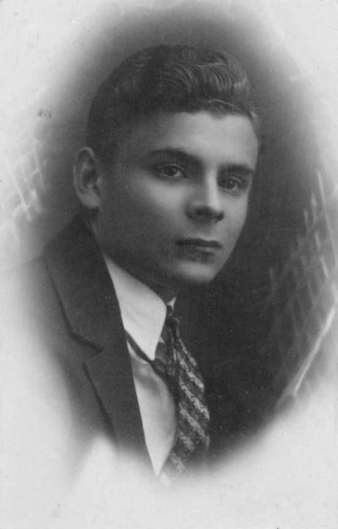 Włodzimierz Hincha - listopad 1923