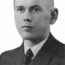 Wacław Jeske. Zdjęcie z archiwum rodzinnego Przemysława Czarnockiego.