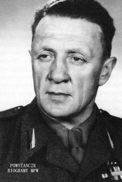 """Bolesław Kontrym ps. """"Żmudzin"""" (1898 - 1953)"""