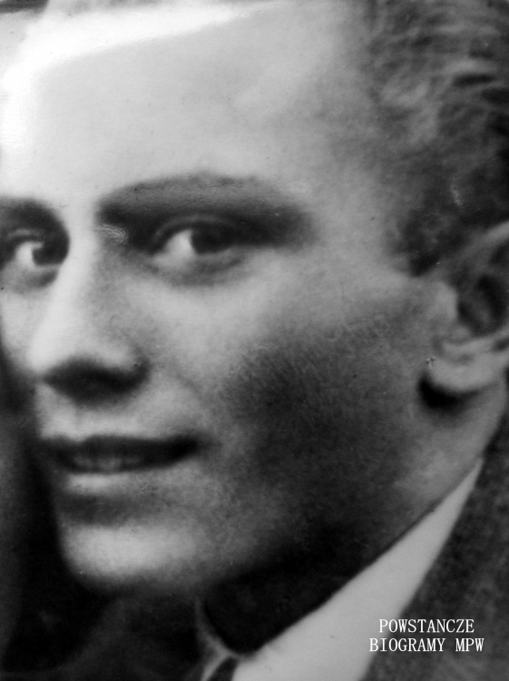 """Zdzisław  Bobkowski """"Borota"""" (1920-1924)  Fot. z archiwum rodzinnego Pawła Rusinowicza"""