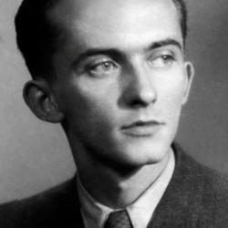 Portret Jerzego Ficowskiego ps.