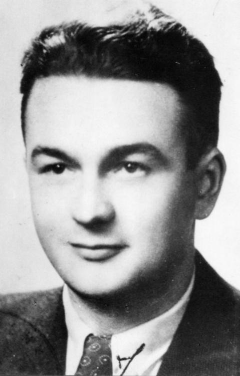 "Janusz Langner  ps. ""Janusz"" (1914-1944). Fot. archiwum rodzinne / MPW"
