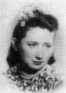 """Stanisława Żernicka-Bendisz """"Stasia"""", """"Sąsiadka"""""""