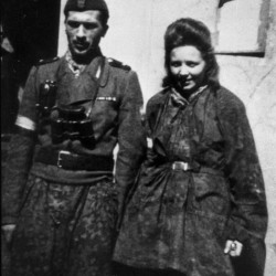 Fotografia z Powstania Warszawskiego. Kazimierz Jackowski