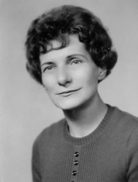 Marianna Chmielewska. Fot. z archiwum Sławomira Gryczona