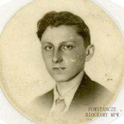 Janusz Leon Nużak vel Nurzak (1926-1944). Zdjęcie z archiwum rodzinnego Danuty Rozwadowskiej z domu Nurzak.