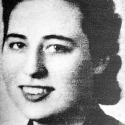 Sanitariuszka Wanda Błazucka