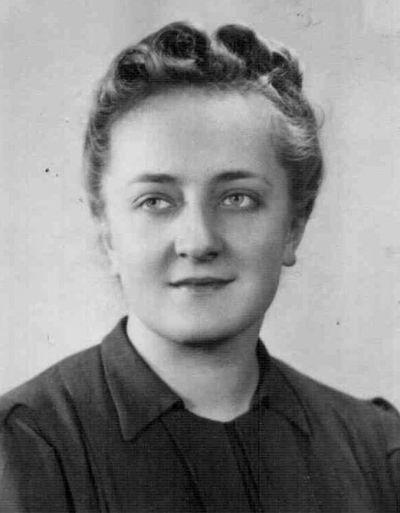 Zofia Jonaczek (1923-1944). Fot. ze zbiorów MPW
