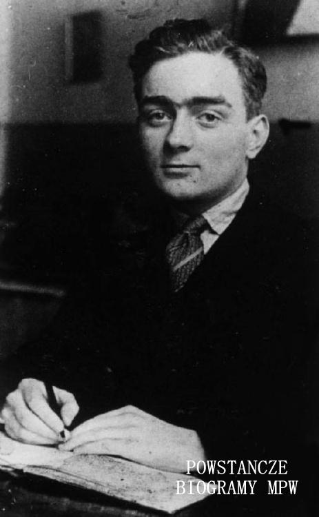 Andrzej Samsonowicz (1922-1944). Fot. AR MPW
