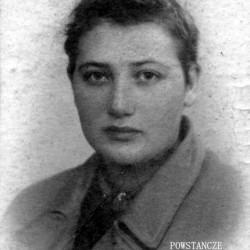 Janina  Faryńska ps.