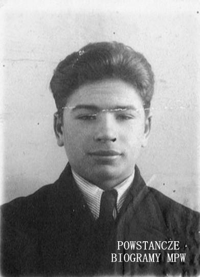 """Henryk Władysław Lisicki """"Henio"""" (1931-1985) Fot. z archiwum rodzinnego Jolanty Kotyńskiej"""