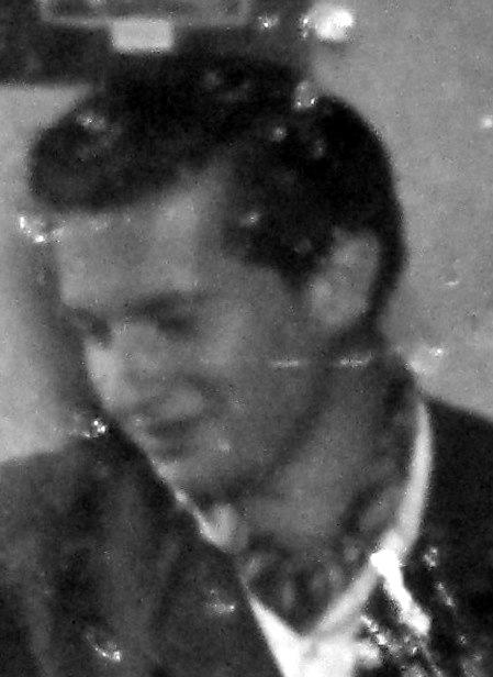 Jerzy Veltze. Fot. z archiwum rodzinnego Pawła Rusinowicza