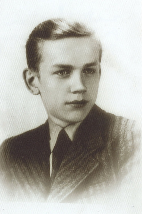 """Tadeusz Sosiński """"Stepa"""" (1922-1944) Fot. archiwum rodzinne."""