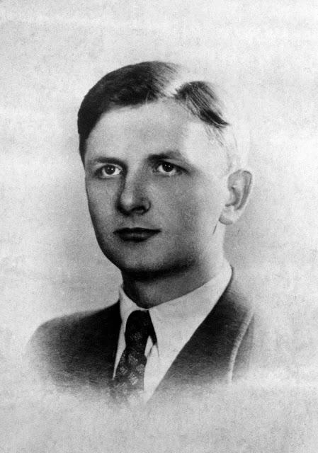 """Stanisław Duszczyk """"Staw"""" (1923-1944) Fot. AR MPW"""