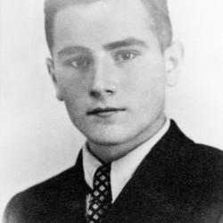 """ppor. phm Jacek Majewski """"Sielakowa"""". Fot. AR MPW"""