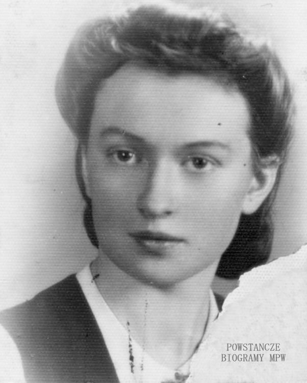 """Stefania Grzeszczak """"Stefa"""" (1923-1944)"""