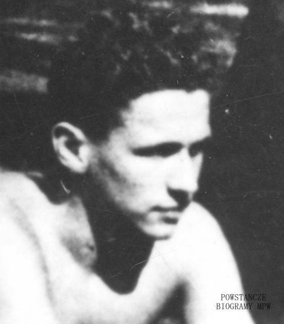 "Juliusz Falkiewicz ps. ""Julek"" (1927-1944). Fot. archiwum rodzinne"