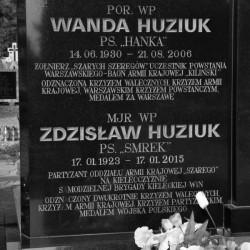 Łódź, Cmentarz Rzymsko-Katolicki św. Wojciecha (Kurczaki). Fot. udostępnił Jarosław A. Janowski