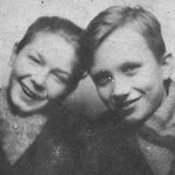 Od lewej Henryk Grudziński i Bohdan Prede